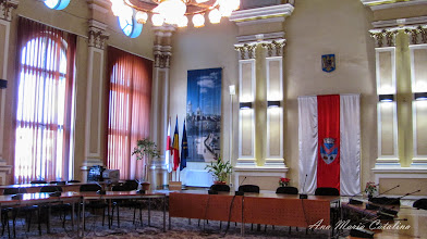 Photo: 2013.01.24 - Primaria Municipiului - interior