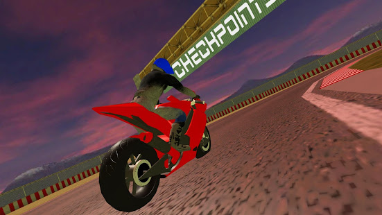 3D Moto bike Racing - Drag Racing Game for PC-Windows 7,8,10 and Mac apk screenshot 5