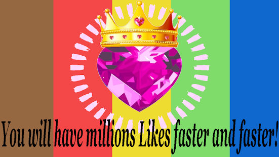Download Royal Likes on Instagram! For PC Windows and Mac apk screenshot 1