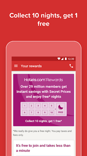 Hotels.com – Hotel Reservation screenshot 2