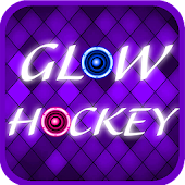 Glow Hockey - Real Striker