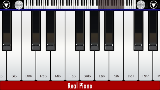 Game Real Piano APK for Windows Phone