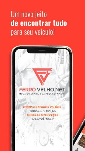 Ferro Velho.Net 0.7.0 screenshots 1