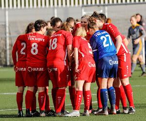 Ook vrouwenvoetbal start (voorzichtig) terug op