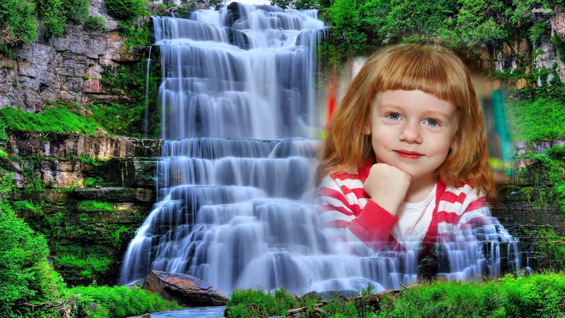 Waterfall Photo Frames – Apps bei Google Play