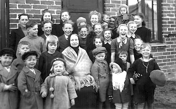 Photo: Blomin perhe 1942