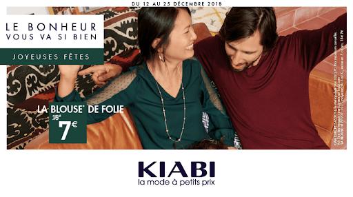 Joyeuses Fêtes Kiabi