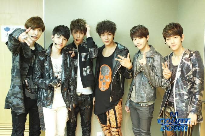 exo debut2
