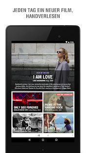 MUBI: Film Streams & Downloads Screenshot