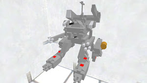 ガンヘッド standing mode武装のみ