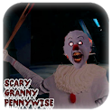 Evil Clown Pennywise!  - Horror Games 2019 icon