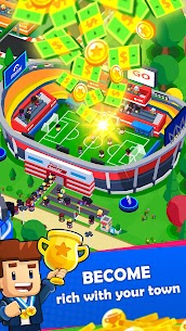 Sports City Tycoon MOD APK [Unlimited Money] Idle Sports Games Simulator 5