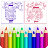 Colorfeel: Flower Coloring Book