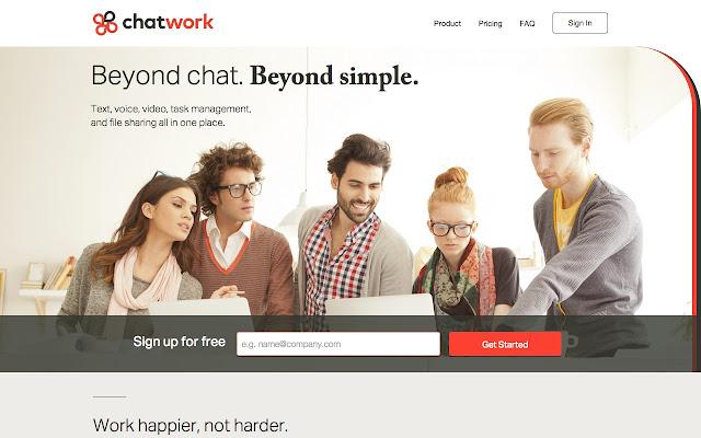 Chatwork Live Screen Sharing Plugin