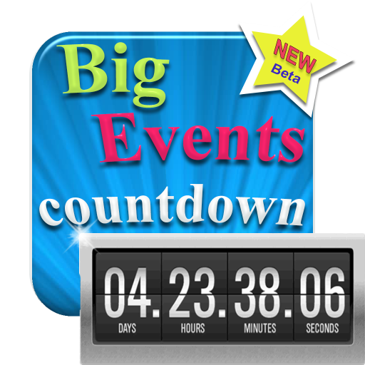 My Big Events Countdown