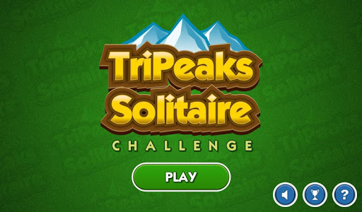 TriPeaks Solitaire Challenge painmod.com screenshots 2