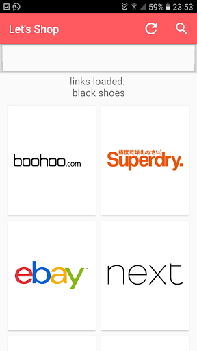 Let's Shop - Compare stores - Fashion shopping screenshot 3
