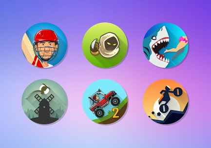 Icon Pack – Android™ Oreo 8.0 v1.3.8 [Patched] APK 3