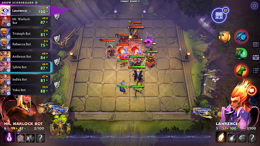 Dota Underlords screenshots 5