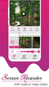 Screen Recorder with Audio & Video Editor App Download For Android 5