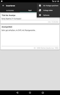 1-Klick Kleinanzeigen FREE Screenshot 21