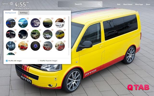 Volkswagen Wallpapers Volkswagen New Tab