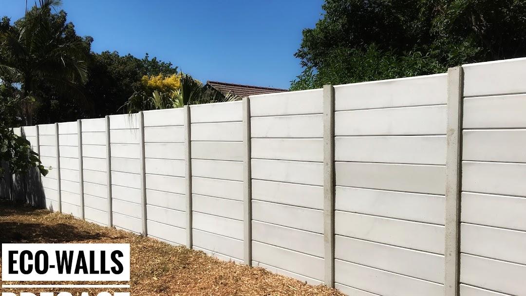 Eco Walls Precast Vibracrete Walls Concrete Contractor In Sydenham