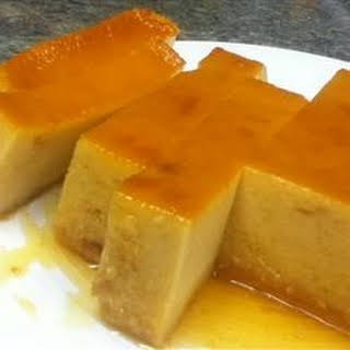 Budin (Puerto Rican Bread Pudding).