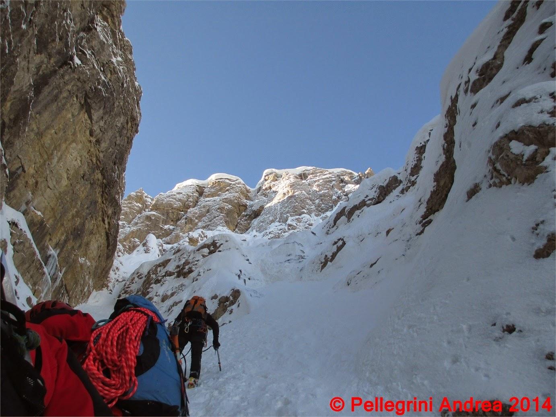 Photo: IMG_7140 Cerro Cherle e cornici sulle nostre teste, voglia di allontanarsi da esse