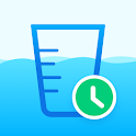 Drink Water Reminder: hydration app icon