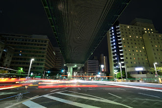 Photo: Nagoya Expressway Ring Route (名古屋高速都心環状線)