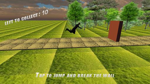 Wall Jump Destroy