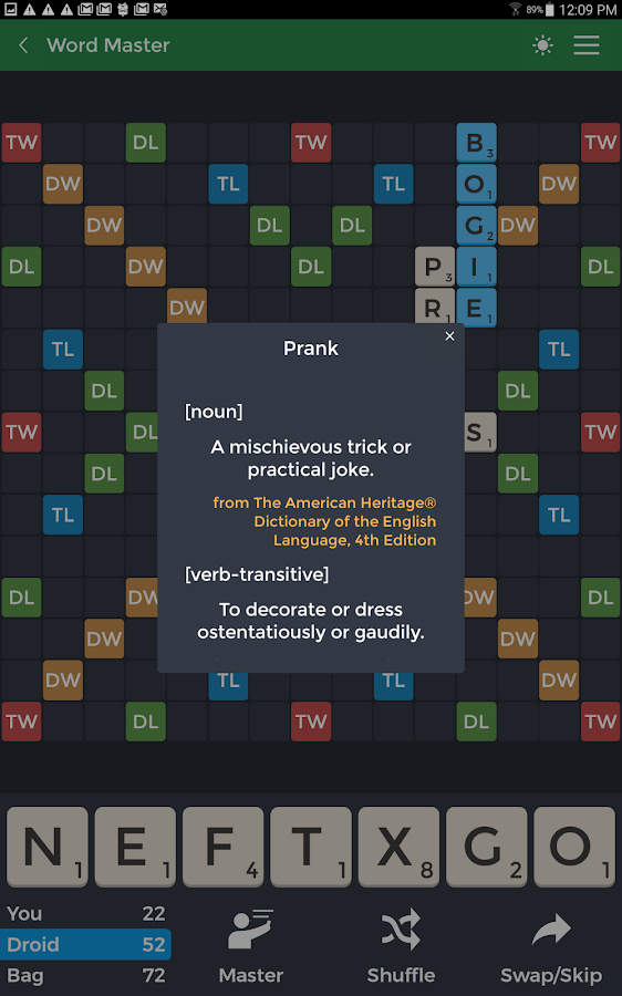 Word Master- screenshot