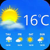 Tải thời gian thực dự báo thời tiết trực tuyến và cảnh APK