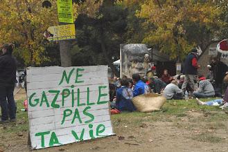 Photo: Gd Rassemblement citoyen de Barjac - dimanche 23 octobre 2011 -  - © Olivier Sébart