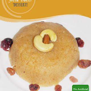 Rava Kesari | Semolina Pudding | Indian Dessert.