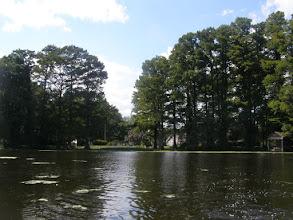 Photo: Boating on Greenfield Lake