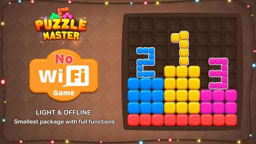 Puzzle Master - Sweet Block Puzzle screenshots 1