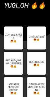 Download YUGI_OH (wallpaper-decks-characters) 3 in 1 For PC Windows and Mac apk screenshot 1
