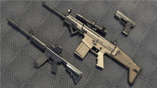 Call of Gun Strike 3D: Counter Terrorist Shooting 1.9 screenshots 2