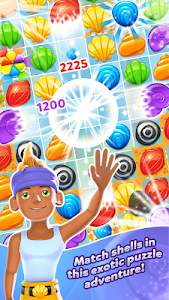 Tropical Trip - Match 3 Game v1.0.19 (Mod Coins/Lives)