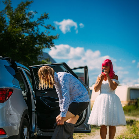 Wedding photographer Chris Anderson (chrisanderson). Photo of 16.03.2018