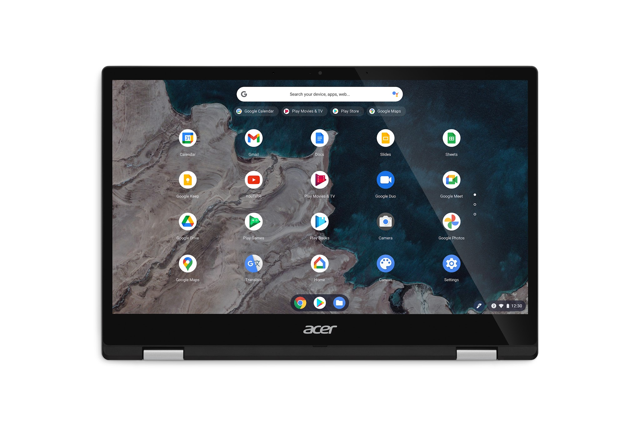 Acer Chromebook Spin 513 - photo 12