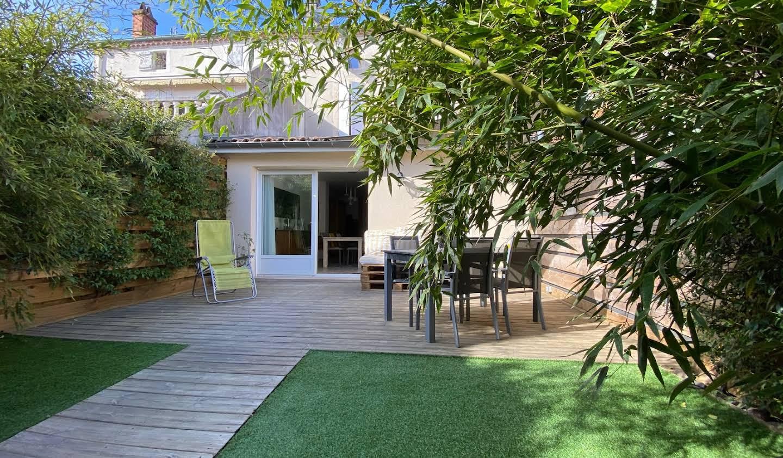 Maison avec jardin et terrasse Agen