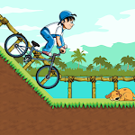 BMX Kid - BMX Boy Icon