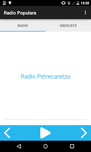 Radio Muzica Populara - screenshot thumbnail