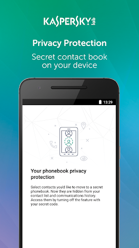 Kaspersky Mobile Antivirus: AppLock & Web Security screenshot 5