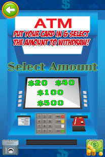 Game ATM Simulator: Kids Money & Credit Card Games FREE APK for Windows Phone