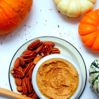 Pumpkin Pecan Almond Butter