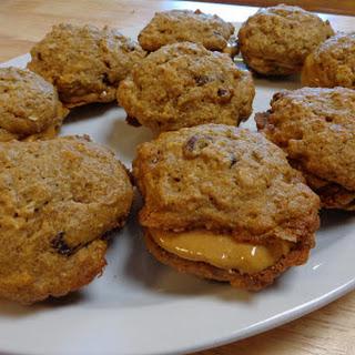 Breakfast Snack Cookies.